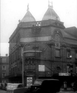 The Granville Theatre, one of Frank Matcham's most gothic designs.