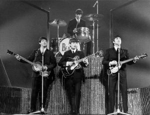 The Beatles at the Lonon Paladium, October 13th 1963