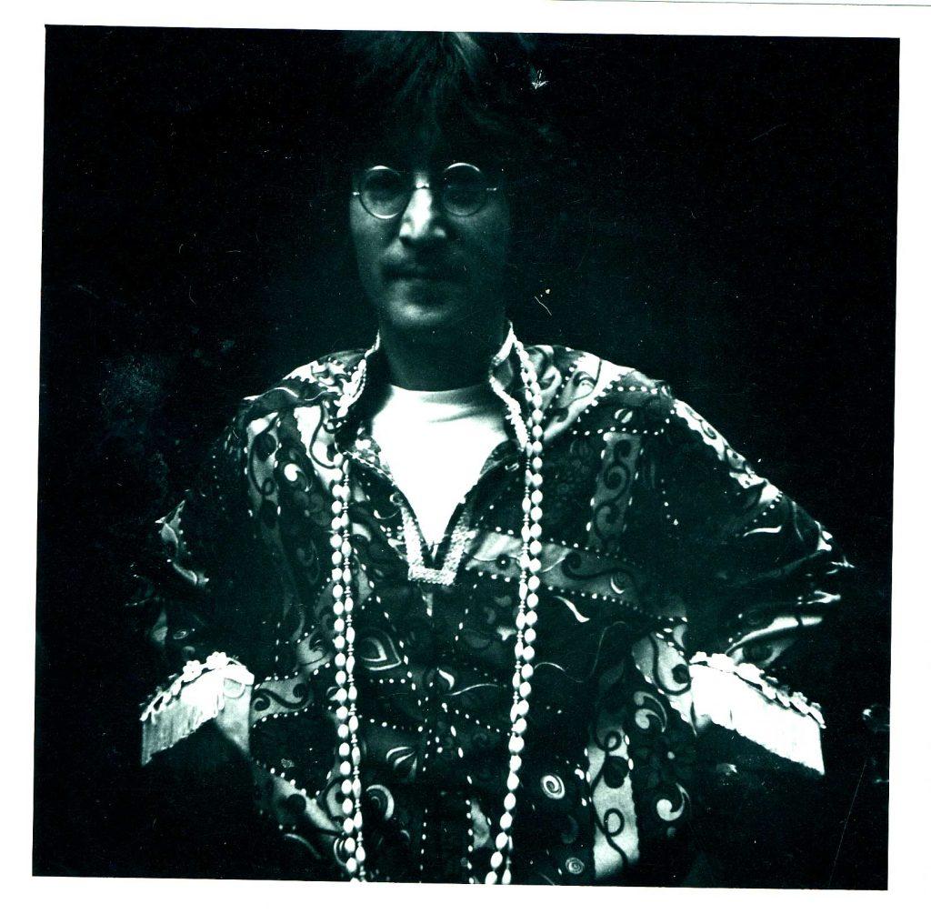 John Lennon at Kenwood. Photo - Marilyn Demmen
