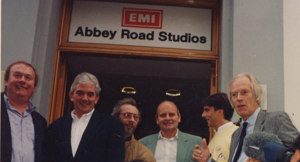 An Abbey Road Reunion