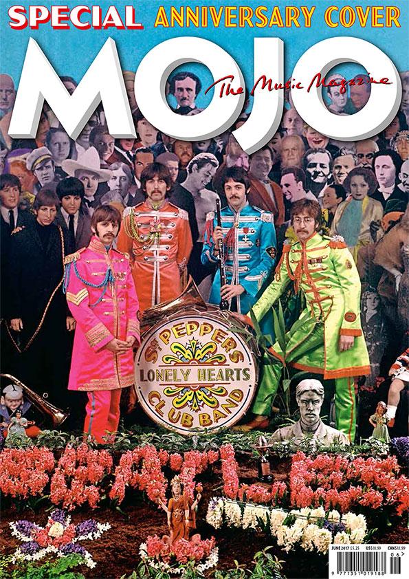 The Beatles Polska: Czerwcowy numer MOJO został poświęcony Pieprzowi