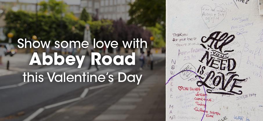 The Beatles Polska: Wyraź swoją miłość na murach Abbey Road