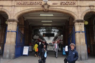 Beatles in London Marylebone Virtual Tour