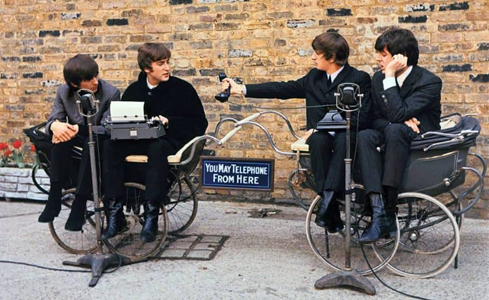 Beatles In West London tour - A Hard Day's Night Trailer