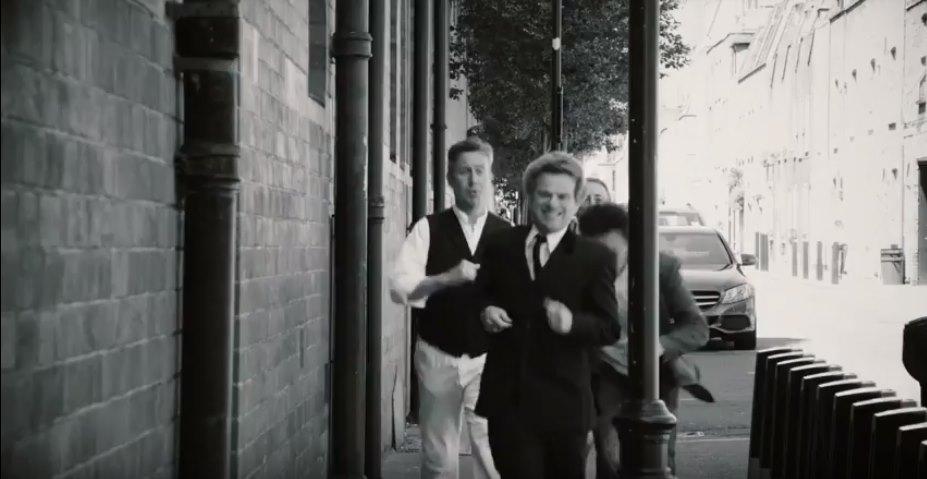 Beatles in London Marylebone