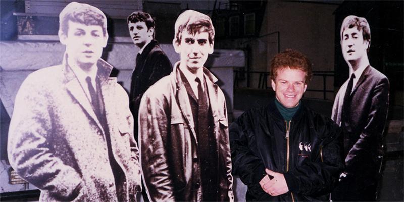 Beatles in Swinging London