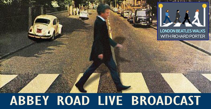 Beatles at Abbey Road Live Virtual Tour