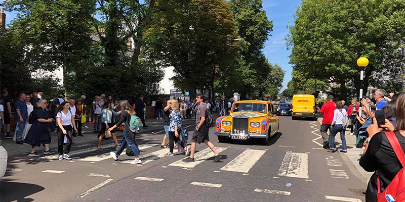 Abbey Road and the Beatles