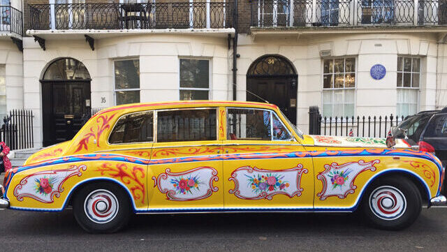 Private Beatles and Rocknroll tours of London