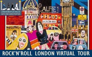 Rocknroll London Virtual Tours online