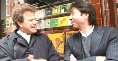 Richard Porter and David Jackson