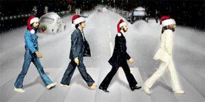 Beatles Christmas in London