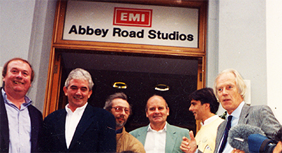 Abbey Road 25 Anniversary Celebrations