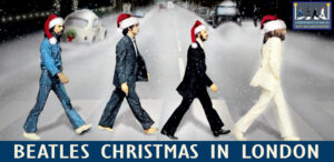 Beatles Christmas Records virtual event