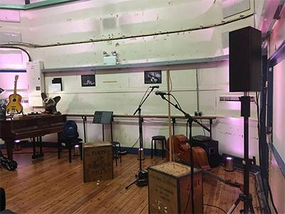 Decca Studios, London, as it looks today