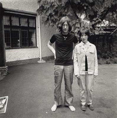 John Lennon in Kenwood