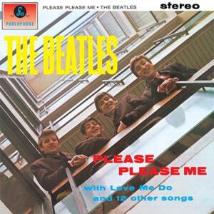 Please Please Me album by the Beatles