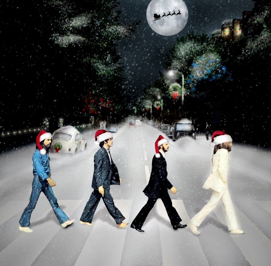 Walk across Abbey Road this Christmas on a London Beatles Walking tour