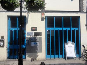 Trident Studios, London