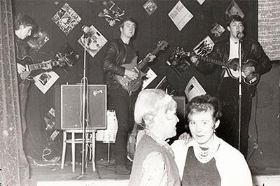 Aldershot concert, 19 December 1961
