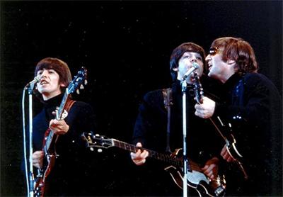 The Beatles at Empire Pool, Wembley