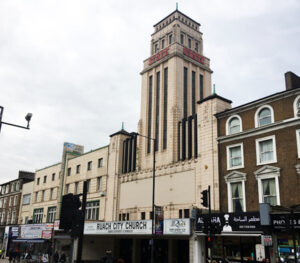 The Beatles played at the Gaumont State Cinema Kilburn, on 9th April 1963
