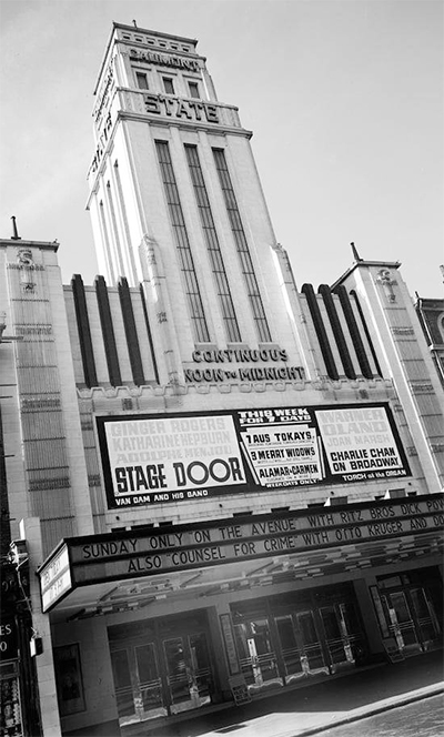 The Gaumont State Cinema, Kilburn