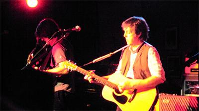 Paul McCartney in concert in London