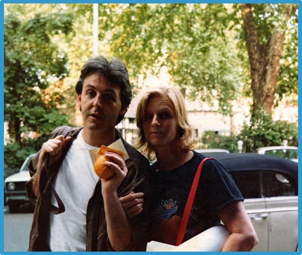 Paul McCartney in London Virtual Tour