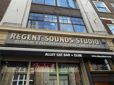 Regent Sound Studios
