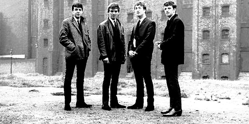 Beatles Photo Locations London and LIverpool