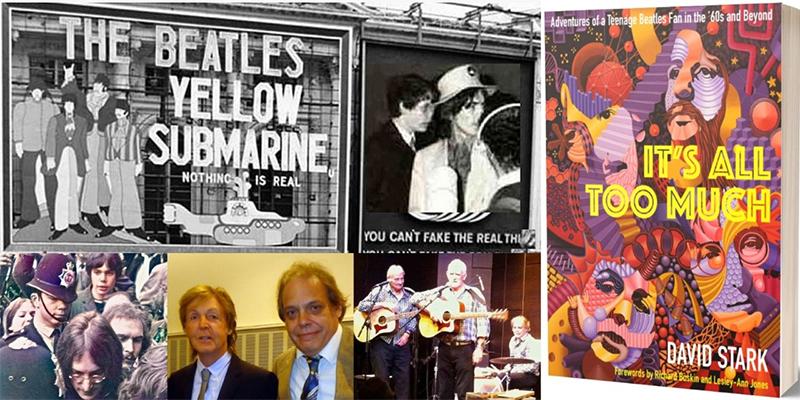 David Stark Beatles in London