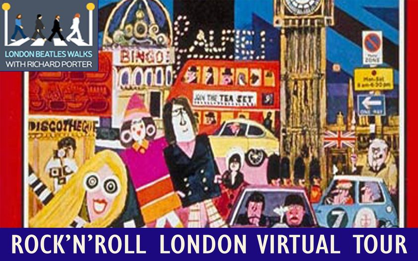 Rock and Roll London Virtual Tour