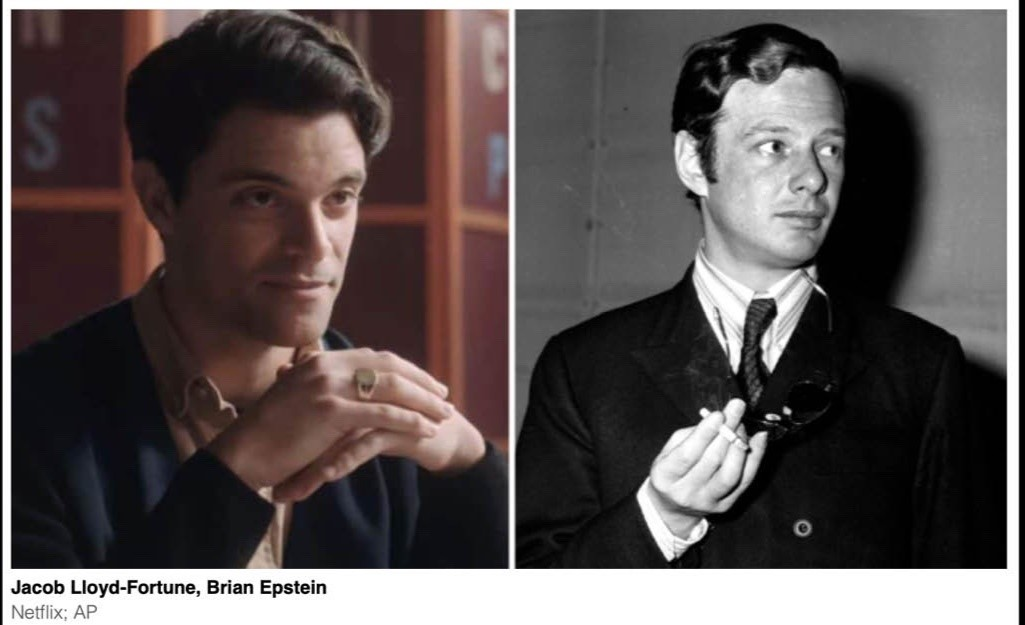 Jacob Lloyd-Fortune, Brian Epstein, Midas Man