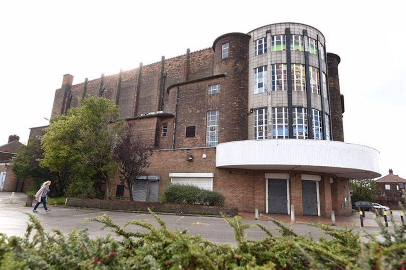 Beatles Liverpool Abbey Cinema