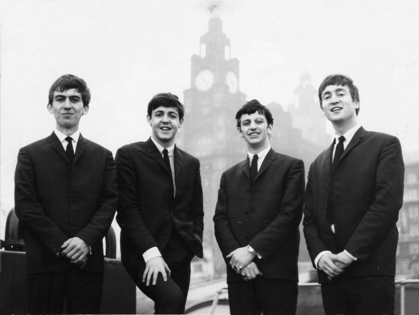 Beatles Liverpool and London Photo Locations - virtual tour
