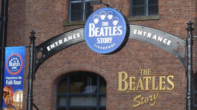 The Beatles Story in Liverpool