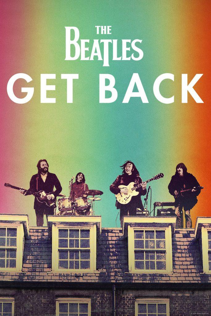 Beatles Get Back Peter Jackson